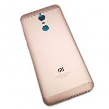 Carcasa tapa trasera batería color Rosa para Xiaomi Redmi 5 Plus