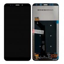 Pantalla LCD y táctil color negro para Xiaomi Redmi 5 Plus