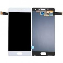 Pantalla LCD y táctil color blanco para Meizu Pro 7 Plus