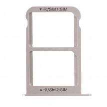 Bandeja porta tarjeta SIM color plata para Huawei Mate 9 Pro