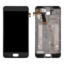 Pantalla LCD Más Táctil con marco Para Meizu M5 / Melian 5 - elige color