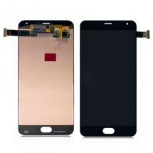 Pantalla LCD y táctil color negro para Meizu Pro 5