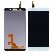 Pantalla LCD y táctil color blanco para Huawei Honor 4X