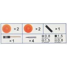 Set destornillador / apertura multifuncional 10 en 1 SS-012