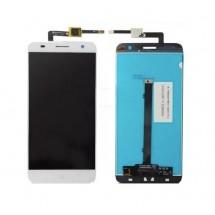 Pantalla LCD y tactil color blanco para ZTE Blade V7