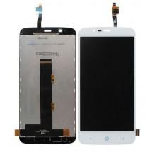 Pantalla LCD y táctil color blanco para ZTE Blade A310