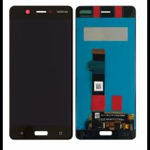 Pantalla LCD más táctil color negro para Nokia 5 2017