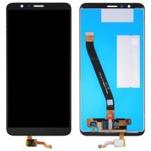 Pantalla LCD y táctil color negro para Huawei Honor 7X