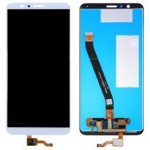 Pantalla LCD y táctil color blanco para Huawei Honor 7X