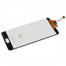 Pantalla LCD y táctil color blanco para Meizu M5C
