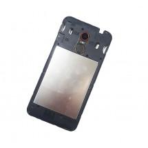 Carcasa intermedia trasera con flex lector huella Touch ID y cristal cámara para ZTE Nubia N1 Lite (swap)