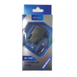 Cargador universal MicroUSB 5V - 1A BF-V8B