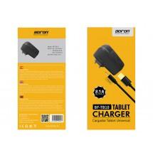 Cargador tablet universal BF-TB10 2.1A con cable conector de 2.5mm