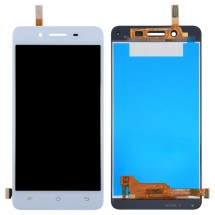 Pantalla LCD y táctil color blanco para Vivo V3