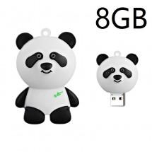 Pendrive 8GB Figura Oso Panda