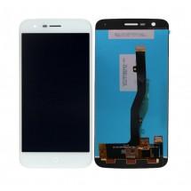 Pantalla LCD y táctil color blanco para ZTE Blade V8 Lite