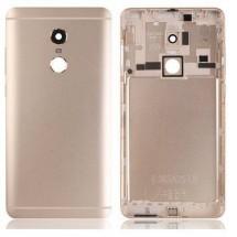 Tapa trasera color Dorado para Xiaomi Redmi Note 4