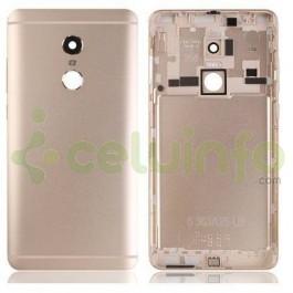 f58d39dbe79 Tapa trasera color Dorado para Xiaomi Redmi Note 4