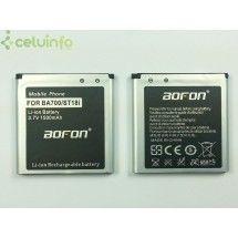 Batería compatible  Sony Ericsson BA700 Sonty Xperia RAY ST18i marca BOFON