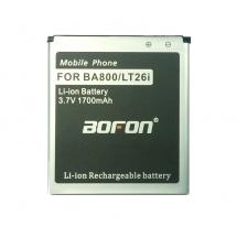 Batería BA800 1700 mAh para Sony Xperia J ST26i (BOFON)