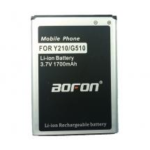 Batería Huawei Y210, G510, G526, Y520, Y530, Y301, G525, 1700mAh BOFON