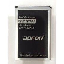 Batería para Alcatel One Touch OT995 1500mAh BOFON