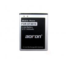 Batería Alcatel OT4010 1400mAh BOFON