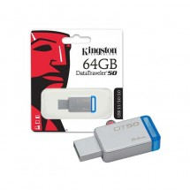 PenDrive Kingston DT50 DataTraveler 50 de 64Gb USB 3.1/3.0/2.0