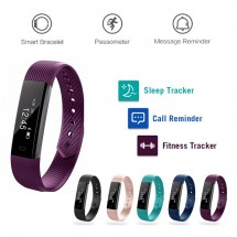 Pulsera inteligente Sport Bluetooth iD115 - varios colores