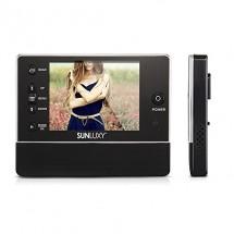 """Mirilla de Puerta con cámara de video y pantalla TFT 3.5""""  - Visión nocturna"""
