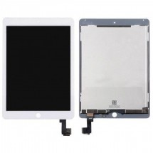 Pantalla LCD mas tactil color blanco iPad Air 2