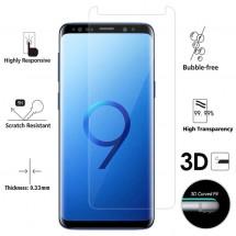 Protector Cristal Templado 3D para Samsung Galaxy S9