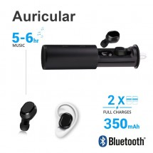 Mini Auriculares Bluetooth mod. TWS18 - elige color