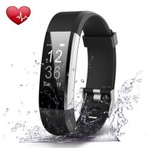 Pulsera Sport inteligente Smart Band Bluetooth 115PLUS - varios colores