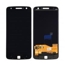 "Pantalla LCD y táctil color negro para Motorola Moto Z XT1650 5.5"""