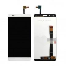 Pantalla LCD y táctil color blanco para Alcatel Pop 4 7070X