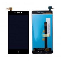 Pantalla LCD y táctil color negro para ZTE Blade V580
