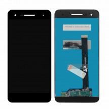 Pantalla LCD y táctil color negro para Vodafone Smart V8 VFD-710