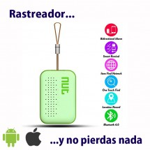 Nut Mini - mini rastreador - Bluetooth - iOS - Android - Varios colores