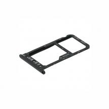 Bandeja porta tarjeta Sim y MicroSD para Huawei Y6 Pro 2017 / Enjoy 7 / P9 Lite Mini - elige color