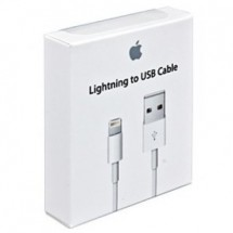 Cable datos Lightning Original para iPhone (2m)