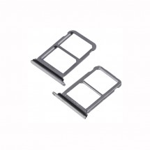 Bandeja porta tarjeta Sim y MicroSD para Huawei P20 - elige color