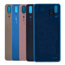Carcasa tapa trasera para Huawei P20 - elige color