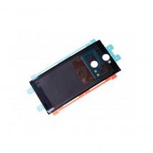 Tapa trasera color Silver / plata para Sony Xperia XA2