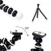 Tripode pulpo para móvil o cámara de 24 cm (blister)