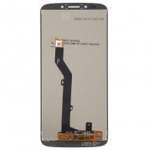 "Pantalla LCD y táctil color Negro para Motorola Moto E5 5.7"""