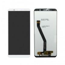 """Pantalla LCD y táctil color blanco para Huawei Y6 2018 / Honor 7A de 5.7"""""""