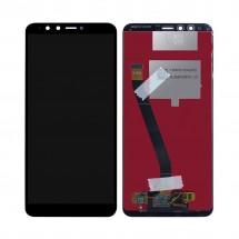 Pantalla completa LCD y táctil color negro para Huawei Y9 2018 / Enjoy 8