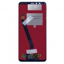 Pantalla completa LCD y táctil color blanco para Huawei Y9 2018 / Enjoy 8