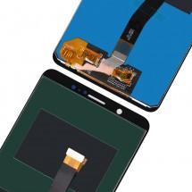 Pantalla completa LCD y táctil color blanco para Vivo V7